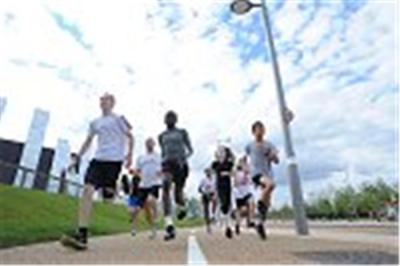 newham athletics young runners